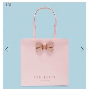 Ted Baker vallcon large icon bag